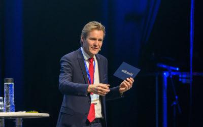 Erik Wold er konferansier